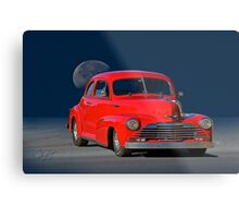 1947 Chevy Coupe Metal Print