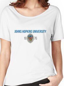 Johns Hopkins University Women's Relaxed Fit T-Shirt