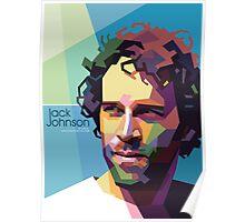 Jack Johnson WPAP Poster