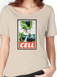 (DRAGON BALL Z) Cell Women's Relaxed Fit T-Shirt