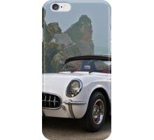 1953 Chevrolet Classic Corvette Roadster iPhone Case/Skin