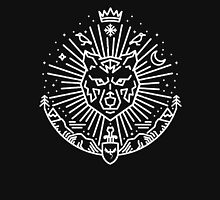 Jon Snow - The White Wolf Unisex T-Shirt