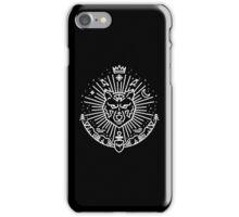 Jon Snow - The White Wolf iPhone Case/Skin