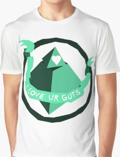 I Love Ur Guts Graphic T-Shirt