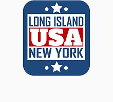 Long Island New York USA Unisex T-Shirt