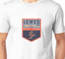 Lewes, Delaware Graphic Items! Unisex T-Shirt