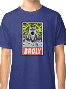 (DRAGON BALL Z) Broly Classic T-Shirt