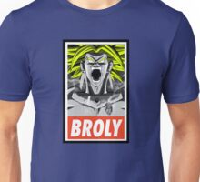 (DRAGON BALL Z) Broly Unisex T-Shirt