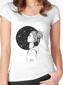 Blind Stars - HJS Women's Fitted Scoop T-Shirt
