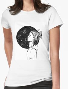 Blind Stars - HJS Womens Fitted T-Shirt