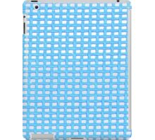 Blue Knit iPad Case/Skin