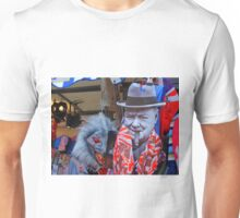 Hidden Churchill  Unisex T-Shirt