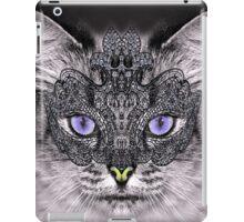 carnaval cat iPad Case/Skin