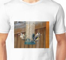 Pair of Goldfinches  Unisex T-Shirt