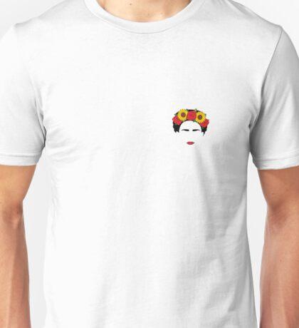 Frida Khalo 2 Unisex T-Shirt