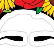 Frida Khalo 2 Sticker