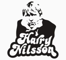 The Incredible Harry Nilsson Kids Tee