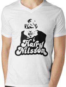 The Incredible Harry Nilsson Mens V-Neck T-Shirt