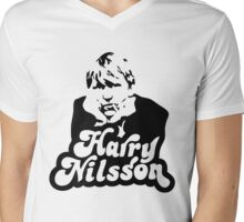 The Incredible Harry Nilsson Mens V-Neck T-Shirt