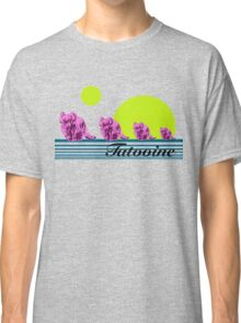 Vintage Vacation SciFi Classic T-Shirt