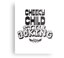 Cheeky Child Metal Print