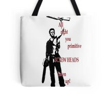 Army of Darkness- Screw Heads Tote Bag