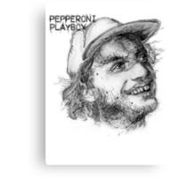 Mac Demarco  Canvas Print