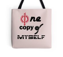 accessory*one original copy of myself*br* Tote Bag