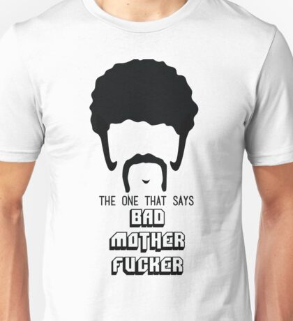 Pulp Fiction - Bad Mother Fucker Unisex T-Shirt