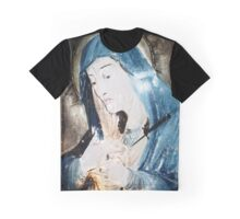Mother Mary Comes to Me Graphic T-Shirt