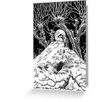 Wild Wood Greeting Card