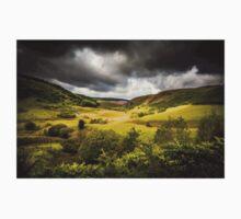 A Welsh Landscape One Piece - Short Sleeve