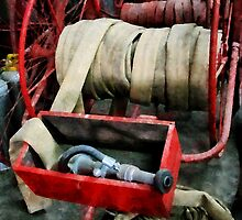 Fire Hoses by Susan Savad