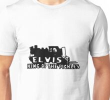 Elvis King of the Pickles Unisex T-Shirt