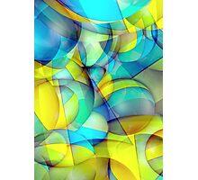 Digital Abstract 2 Photographic Print