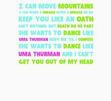 """Uma Thurman"" by Fall Out Boy Unisex T-Shirt"