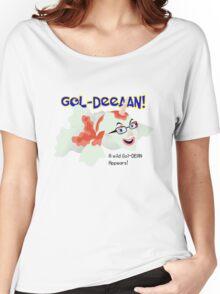 A wild Gol-Dean appears! Women's Relaxed Fit T-Shirt