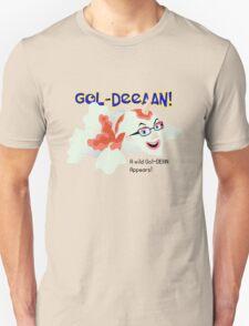 A wild Gol-Dean appears! Unisex T-Shirt