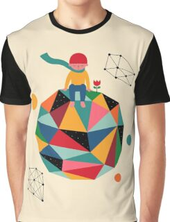 Lonely planet Graphic T-Shirt