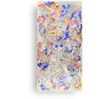 Rays of Paradise Canvas Print