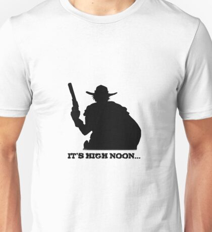McCree - It's High Noon Unisex T-Shirt