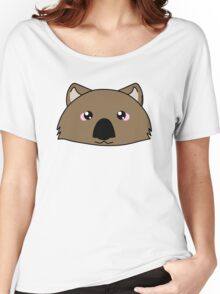 Just a very cute wombat -  Australian animal design Women's Relaxed Fit T-Shirt