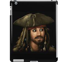Captain Jack iPad Case/Skin