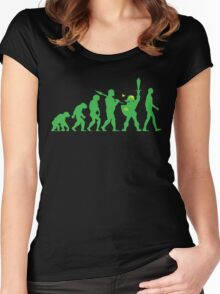 Missing Link Women's Fitted Scoop T-Shirt