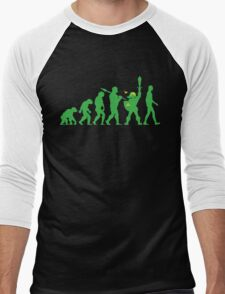 Missing Link Men's Baseball ¾ T-Shirt