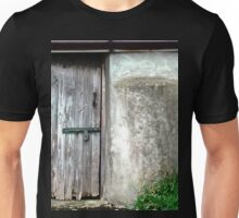 Old shed - Ramelton, County Donegal, Ireland Unisex T-Shirt