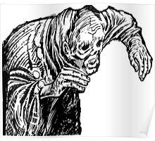 Zombie Creep Poster