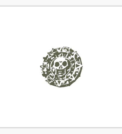 Aztec Gold Sticker