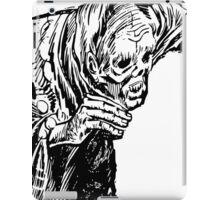 Zombie Creep iPad Case/Skin