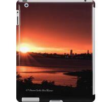 Bursting Sunset iPad Case/Skin